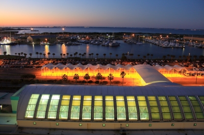 Port Canaveral at Dawn